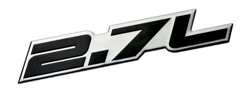 27l-liter-embossed-black-on-highly-polished-silver-real-aluminum-auto-emblem-badge-nameplate-for-che