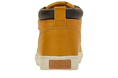 British Knights Wood, Mocassins Homme MIEL/MARRON FONCÉ