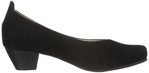 Andrea Conti - 3002702, Scarpe col tacco Donna Nero (Schwarz (Schwarz 002))