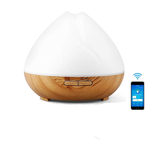 Difusor Aroma, WiFi Profesional Difusor Aroma Inteligente