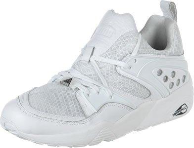 Puma Blaze of Glory Yin Yang Sneaker Men Trainers 359687 01 white Bianco