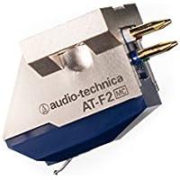 Audio-Technica at-f2fonorivelatore a Bobina Mobile (MC) con imán de neodimio
