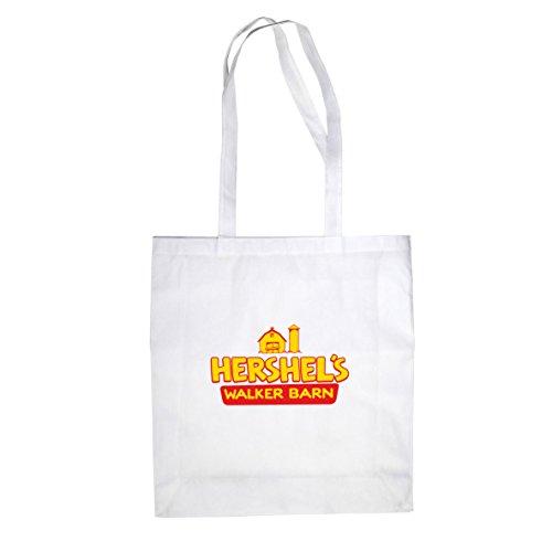Hershel's Barn - Stofftasche / Beutel Weiß