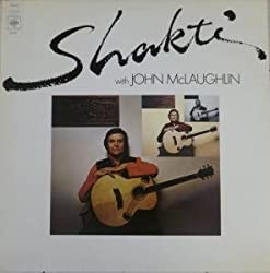 SHAKTI WITH JOHN MC LAUGHLIN LP (VINYL ALBUM) UK CBS 1976