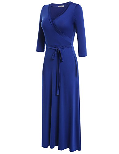 cooshional - Robe - Femme Bleu