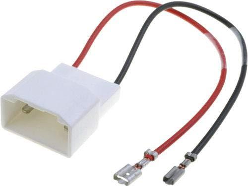 2 Cables adaptateurs haut-parleur pour Ford C-Max ap03 Fiesta ap09 Ford S-Max ap07 - ADNAuto