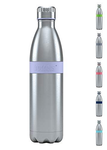 boddels Trinkflasche TWEE 800ml - Deine Isolierflasche für jeden Anlass (Lavendelblau)
