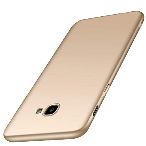 AOBOK Samsung Galaxy J4 Plus Case, Ultra Thin Sleek Matte Finish Cover Hard Shell Case for Samsung Galaxy J4 Plus Smartphone (Gold)