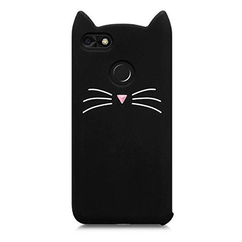 custodia gatto huawei y6 pro 2017