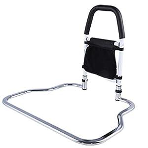 WLIXZ Bettgitter für ältere Menschen, Krankenhaus-Sicherheits-Bettgitter für Erwachsene Senioren, Betthandlauf, Handicap Bed Assist Rail
