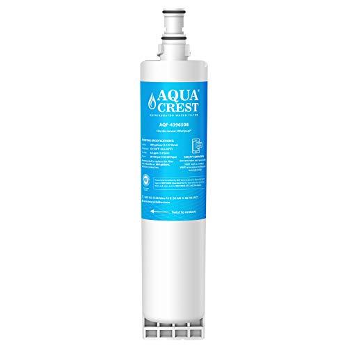 AQUACREST 4396508 Kühlschrank Wasserfilter Ersatz für Whirlpool 4396508, Maytag, KitchenAid, Kenmore und Hotpoint, SBS002, S20BRS, 481281729632, 461950271171, 481281728986
