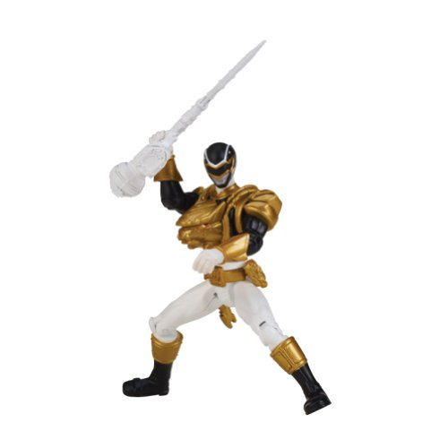 Power Rangers Megaforce 10cm Ultra Black Ranger Mit Aktionskarte