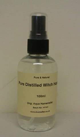 Distillée Hamamélis Tonique Spray 250ml Hamamelis virginiana