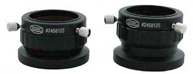 """Baader Planetarium Adapter von T2 auf 1,25"""" mit Micro Fokussierung, BA2458125"""
