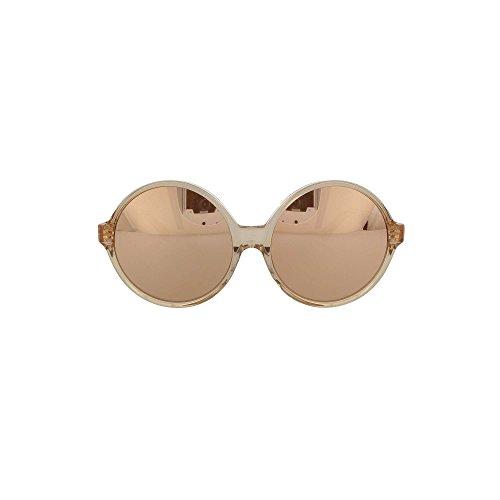 Linda Farrow LFL451 Sonnenbrille Unisex Rosa