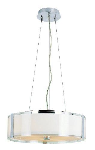 Trans Globe Lighting 2093 PC 5-Light Pendant, Polished Chrome by Trans Globe Lighting -