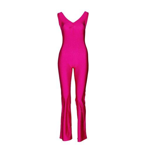 Starlite Jiggy Nylon Lycra Dance, donna Flo Pink M (Adulto)