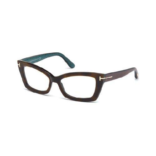 Tom Ford Für Frau 5363 Dark Tortoise Kunststoffgestell Brillen