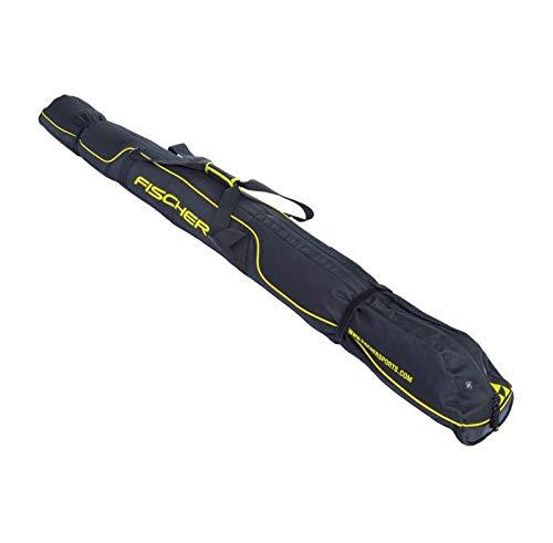 Fischer Unisex- Erwachsene Skicase XC Performance 3 Pair, schwarz, 210 cm, 210cm