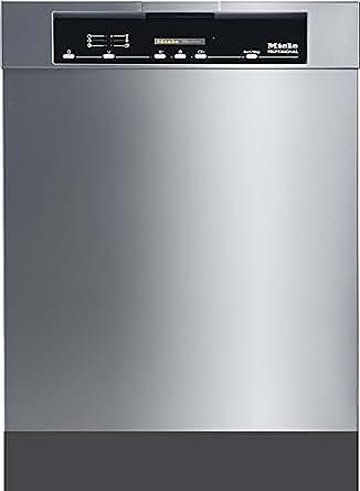 Miele PG 8082 SCi XXL Semi intégré 14places A+ lave-vaisselle - lave-vaisselles (Semi intégré, Full size (60 cm), Noir, Acier inoxydable, boutons, 1,7 m, 14 places)
