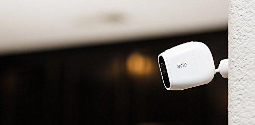 31kUEwZczQL [Bon Arlo !  Arlo Pro 2 - Smart caméra de surveillance, Paquet de 2, 1080p HD jour/nuit, grand angle 100% Sans Fils - VMS4230P-1...