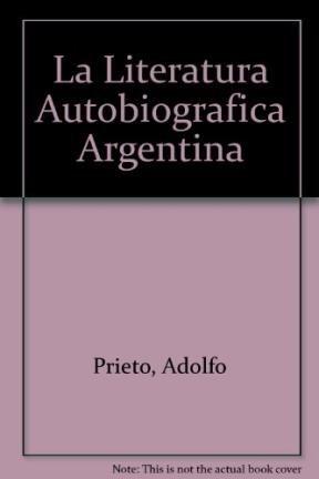 La Literatura Autobiografica Argentina