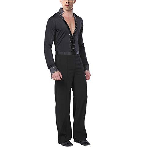 Salsa Kostüm Männer - Gtagain Latein Samba Tanz Kostüm Outfits