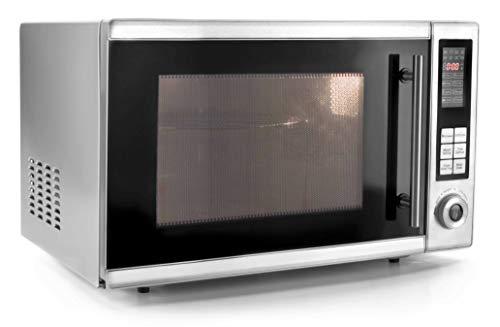 Lacor 1 69330-Horno microondas con Plato Giratorio + Grill, 30 L, 900 W