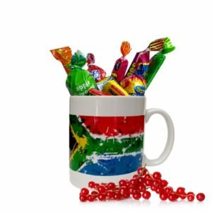 South African Retro Sweets Mug