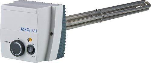 Elektro Einschraubheizkörper Einschraubheizstab Heizung 1 1/2 Zoll Heizpatrone 1-9 kW Auswahl 9702183-4,5 kW