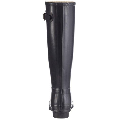 Hunter Original Tall, Bottes femme Noir - noir