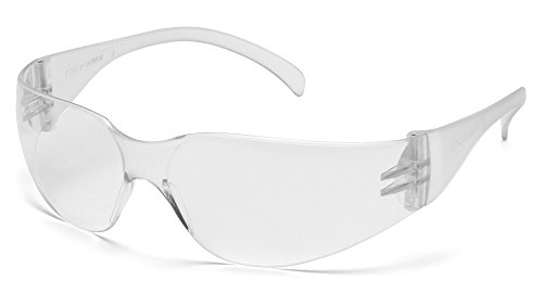 Pyramex Safety Produkte es4110s Intruder Sicherheit Eyewear, 0,033 kg Gewicht:, transparent