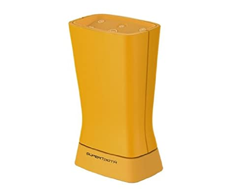 Supertooth 124323 Disco Bluetooth-Lautsprecher orange