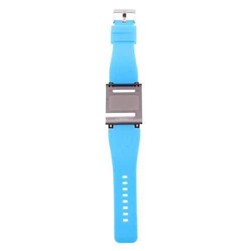 Almencla Multi Touch Armband Armband Für IPod Nano Der 6. Generation - Blau 3 Ipod Nano 3. Generation Armband