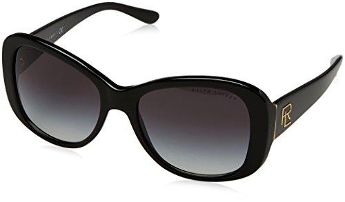 Ralph Lauren Damen 0Rl8144 50018G 56 Sonnenbrille, Schwarz (Black/Gray Gradient),