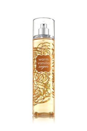 Bath & Body Works Warm Vanilla Sugar Fine Fragrance Mist (Körperspray) 236ml (And Works Body Bath Vanillas)