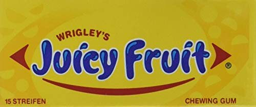 Juicy Fruit 15 Streifen, 8er Pack (8 x 15 Streifen)