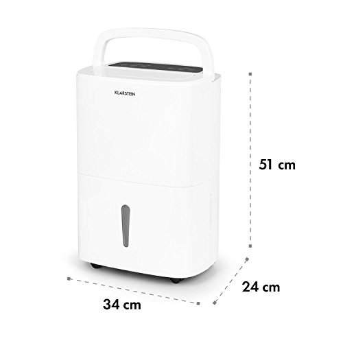 Klarstein DryFy 20 Deshumidificador Aire