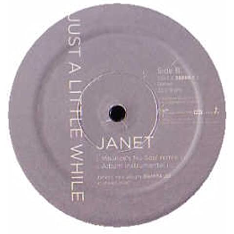 Janet Jackson / Just A Little While