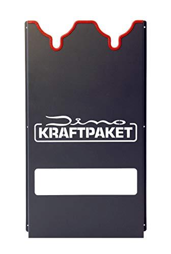 Dino KRAFTPAKET 640243 2er Exzenter Auto Poliermaschine Werkstatt Werkzeughalter Halter Halterung Wandhalter Wandhalterung