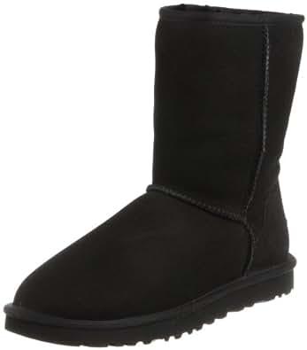 UGG Men's M's Classic Short 5800 Boots Black EU 39.5