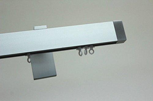BASTONE PER TENDA FRANDOLI MATERYA MOTTURA 35MM.Puro Alluminio con RULLI GIREVOLI (MT.2,00)