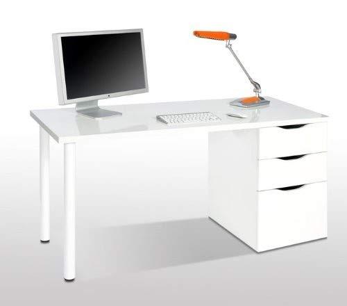 Habitdesign 004604BO - Mesa ordenador reversible