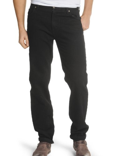 Lee Herren, Straight Leg, Jeans, Brooklyn Comfort black washed (2247)