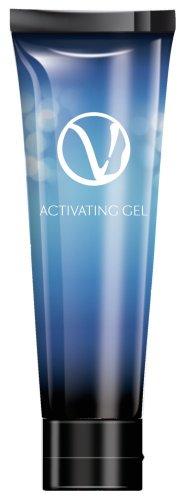 Braun - 2 tubes de Gel Activateur pour Gillette Venus Naked Skin Appareil à Lumière Pulsée Intense - 2x100 ml