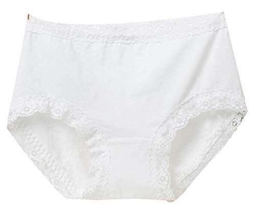 Gocgt Women's Sexy Cute Lace Panties Low Rise Hipster Bikini Underwear