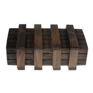 Caja mágica o caja sorpresa XL de madera de Geduldspiele Max