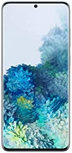 Samsung Galaxy S20 Plus Dual SIM - 512GB, 12GB RAM, 5G - Light Blue