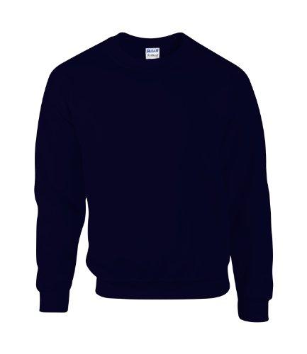 GILDAN - Sweat-shirt - Homme Bleu Marine