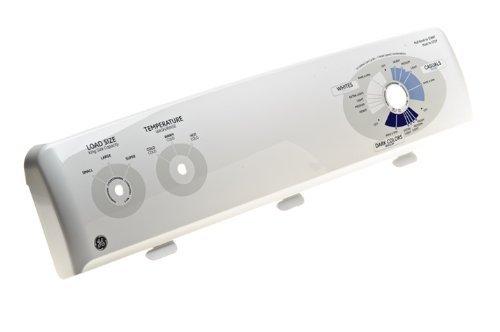 GE WH42X10809 Backsplash Assembly for Washer by GE (Backsplash Na)